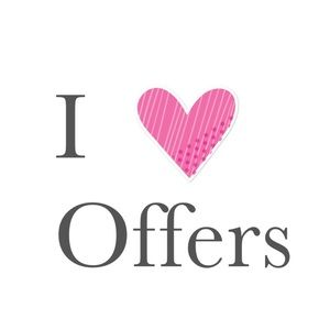 REASONABLE OFFERS ONLY 💕